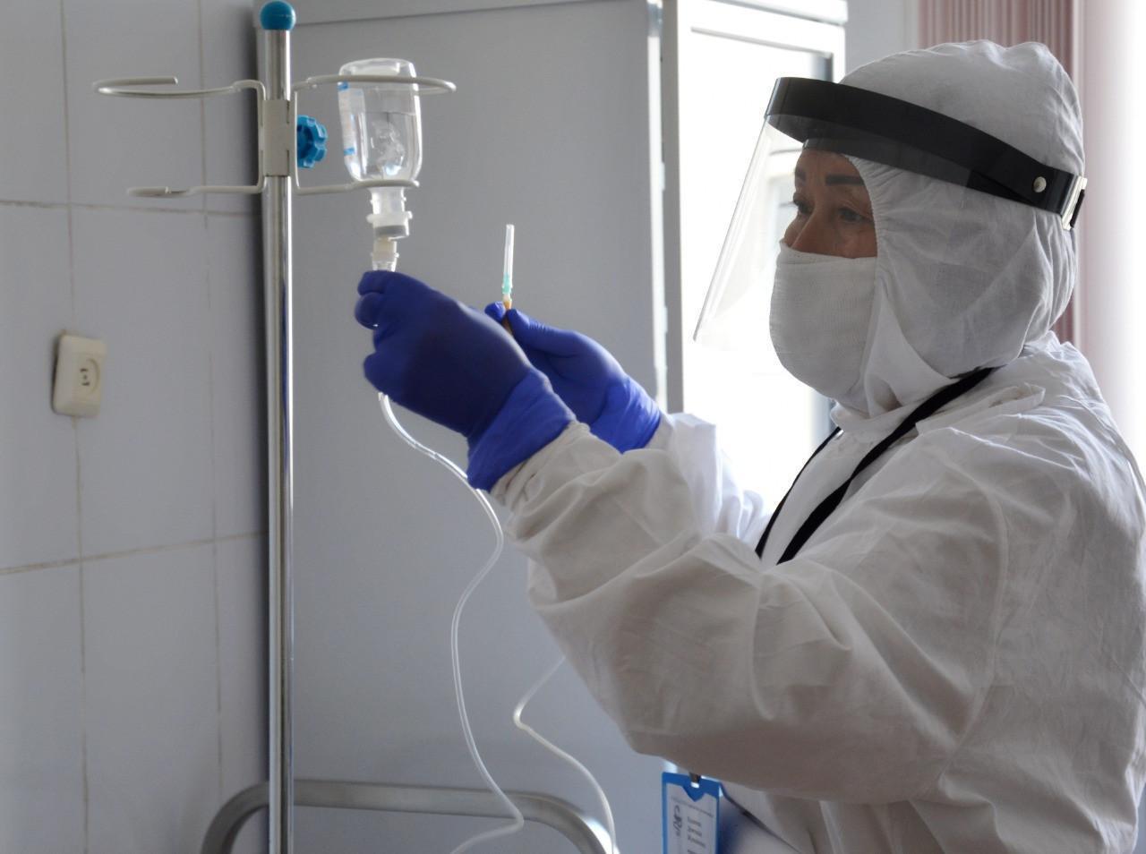 Коронавирус: Астанада 4,5 мың адам стационарда жатыр