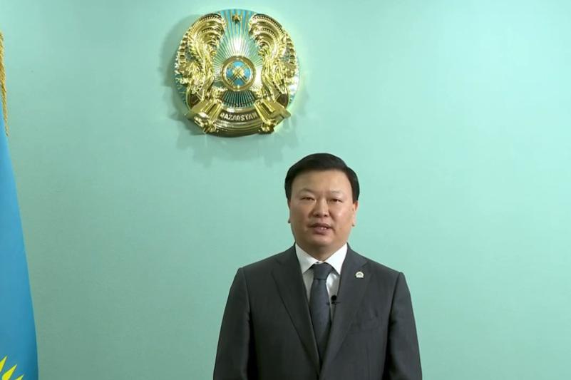 «Вакцины для всех»: Алексей Цой выступил на заседании экономического и социального совета ООН