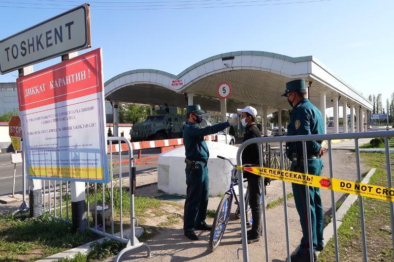 Өзбекстанда 18 сәуірден бастап карантин талаптары күшейтіледі