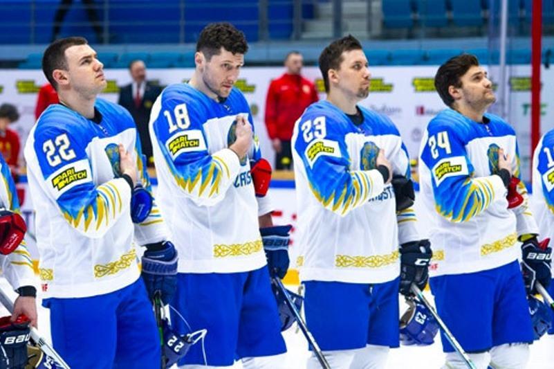 Стал известен расширенный состав сборной Казахстана по хоккею на ЧМ