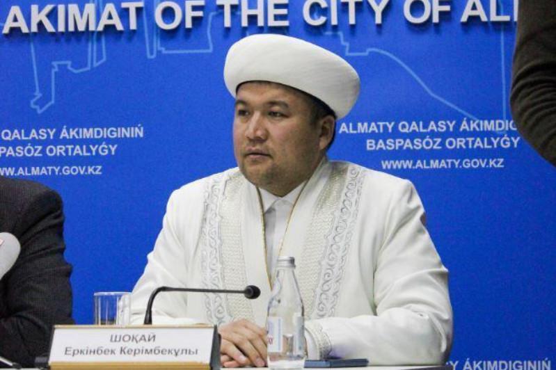 Главный имам мечети Алматы призвал казахстанцев к вакцинации