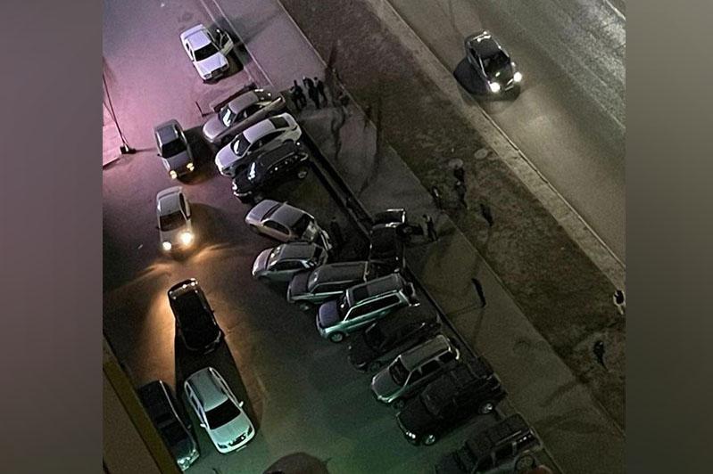 Пьяный водитель врезался в шесть автомобилей в Нур-Султане