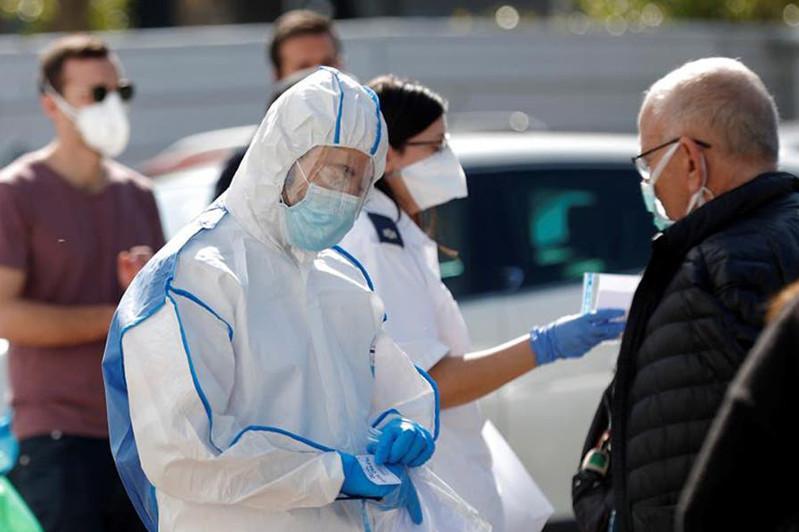 Коронавирус: Иорданияда вирус жұқтырғандар саны азая бастады
