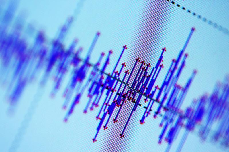 Землетрясение произошло в 814 км на запад от Алматы