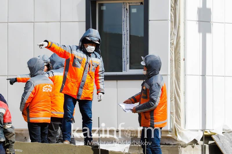 32% вакансий в Петропавловске приходится на строительную сферу