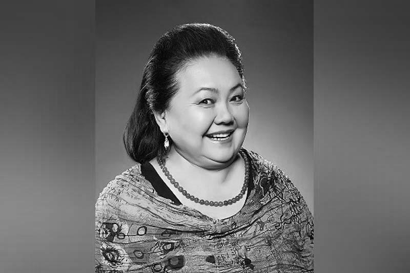 Скончалась известная казахская актриса кино и театра Газиза Абдинабиева
