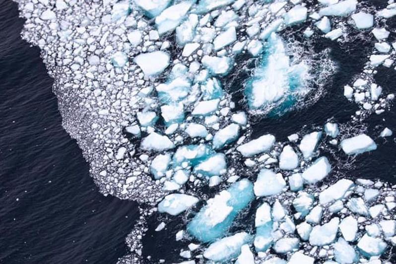 Әлемдегі ең үлкен айсберг еріді