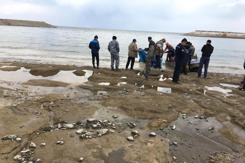 Обнаружено тело второго утонувшего на озере Зайсан рыбака