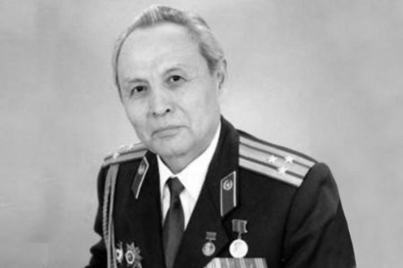 Әскери қайраткер Ким Серікбаев өмірден өтті