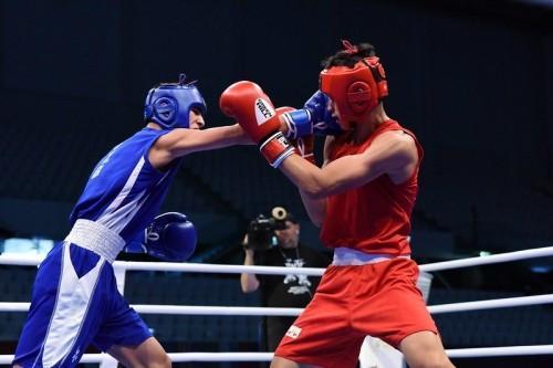 Четыре казахстанца пробились в полуфинал чемпионата мира по боксу в Польше