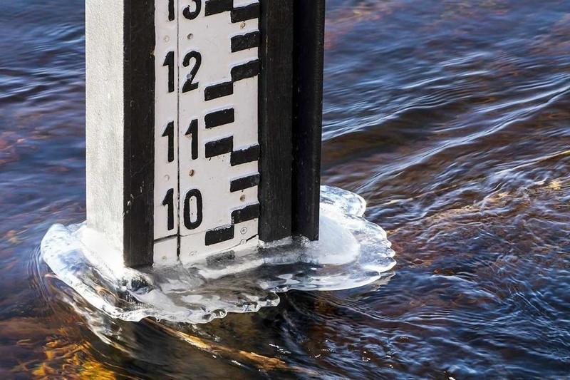 На 178 см поднялся уровень воды за сутки у Петропавловска