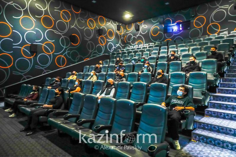 Елордада 6 кинотеатр қызмет көрсете бастады
