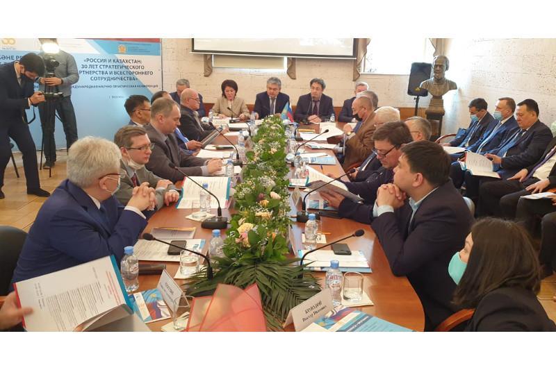 Халықаралық конференция: Қазақстан мен Ресей ғалымдары тату көршіліктің маңыздылығын айтты