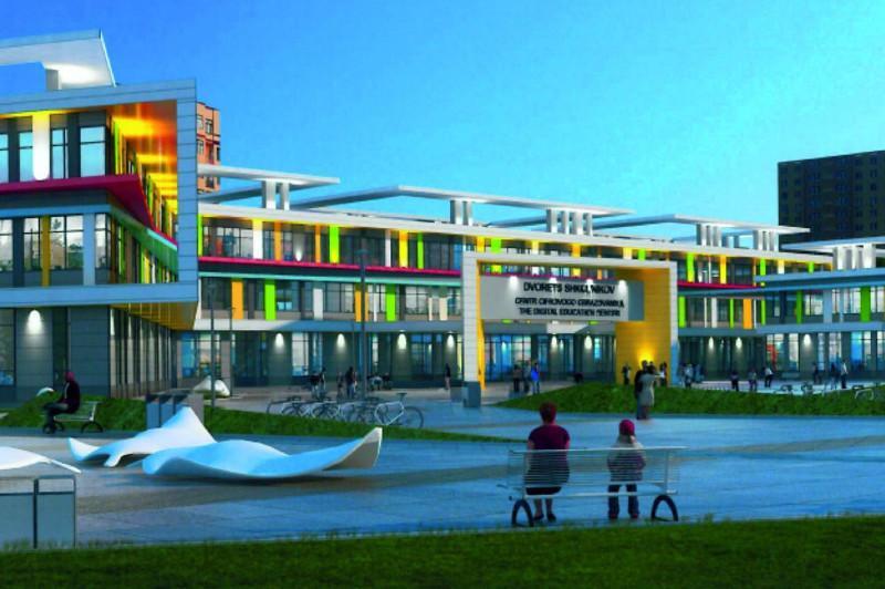 Дворец школьников построят в Актау