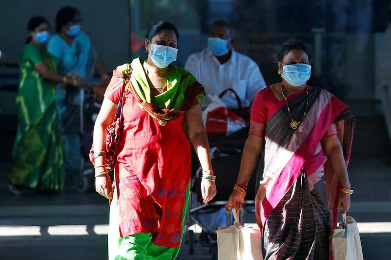 Үндістан коронавирус жұқтырғандар саны жағынан антирекорд орнатты