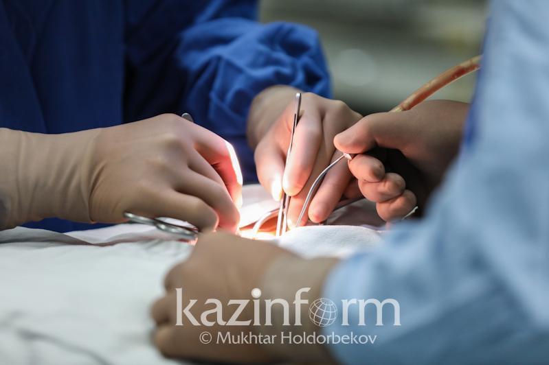 Операции на туберкулез позвоночника провели в Туркестане