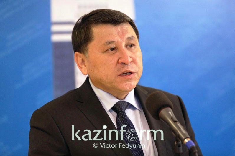 Жандарбек Бекшин прокомментировал ситуацию с некачественными средствами защиты в Алматы