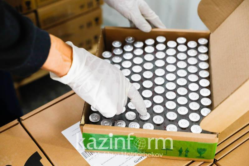 Қозоғистонга Америка вакциналари етказиб берилиши мумкин - АҚШ элчиси