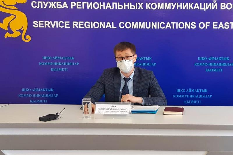 Усиленные ограничения в двух городах и районе разъяснилив ВКО