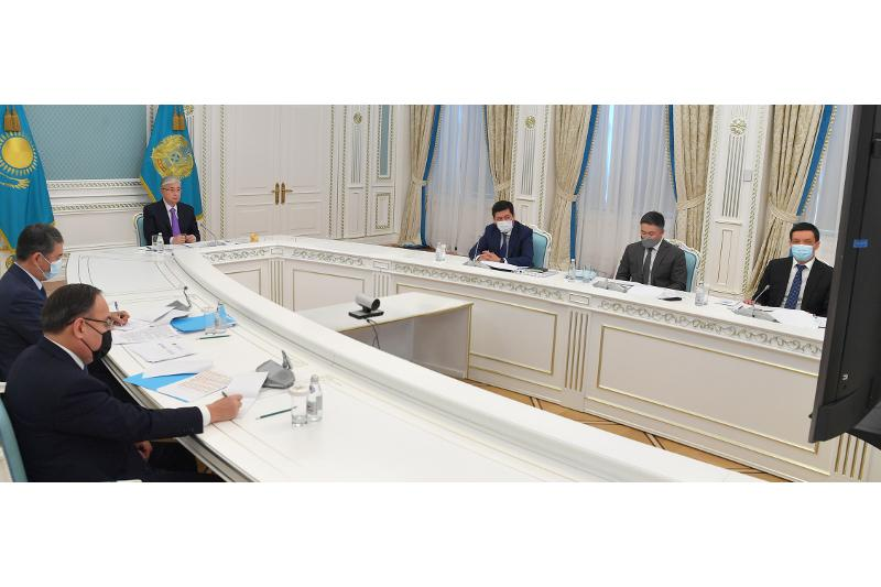 Президент Реформалар жөніндегі жоғарғы кеңестің кезекті отырысын өткізді