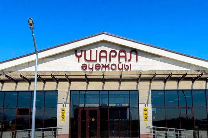 Взлетно-посадочную полосу реконструируют в аэропорту Ушарала