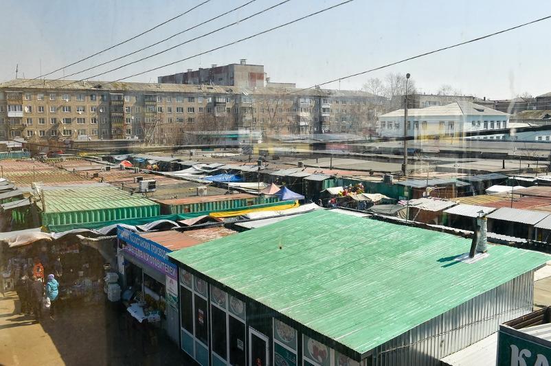 Петропавлда сауда базары қала шетіне көшіріліп жатыр