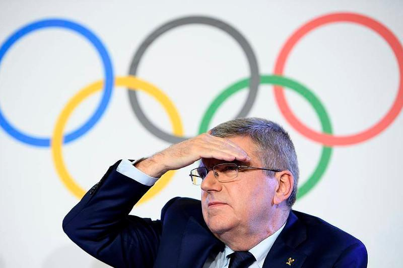 Olympic motto may be altered, IOC President says