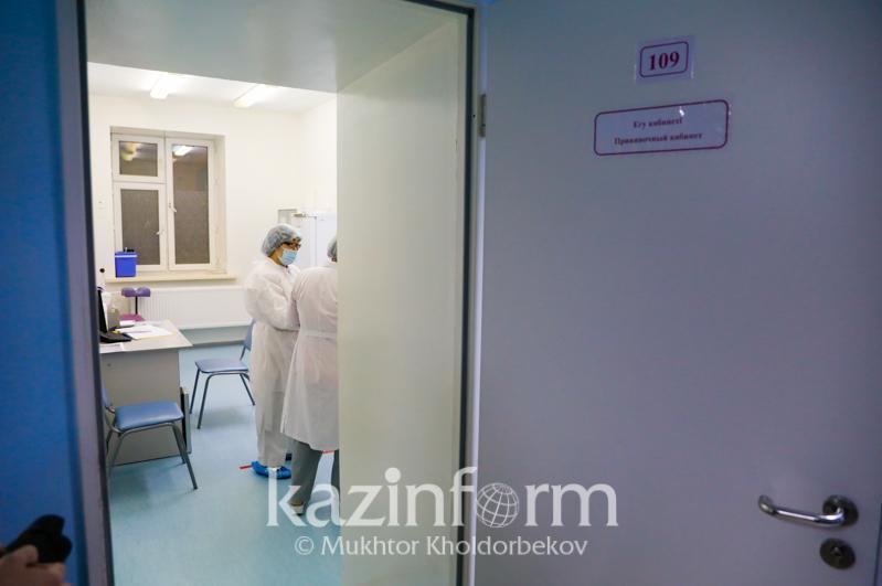 Семейде ірі кәсіпорындарда вакцинация пунктері ашылды