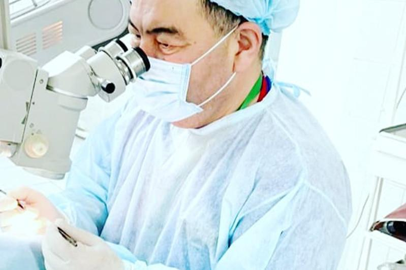 Бесплатные операции на глаза сделали 1200 карагандинцам