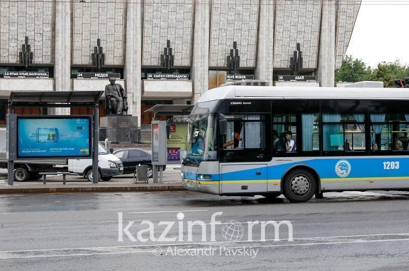 Алматыда жаңа бағытта троллейбус жолға шығады