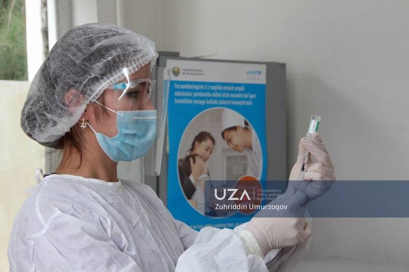 Өзбекстанда коронавирус жұқтырғандардың саны күрт өсіп, антирекорд орнады