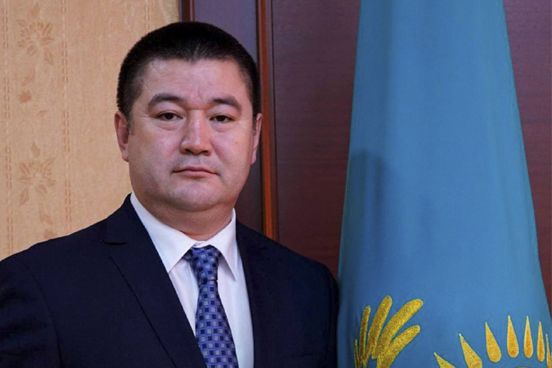 New Chairman of Board of JSC «NC «KazAvtoZhol» appointed