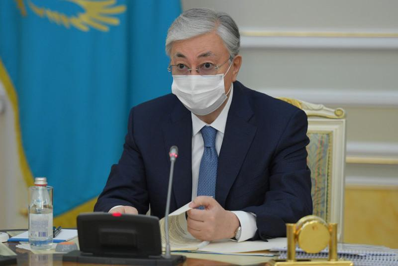 Kazakh President charges to improve reliability of western region's electric power system