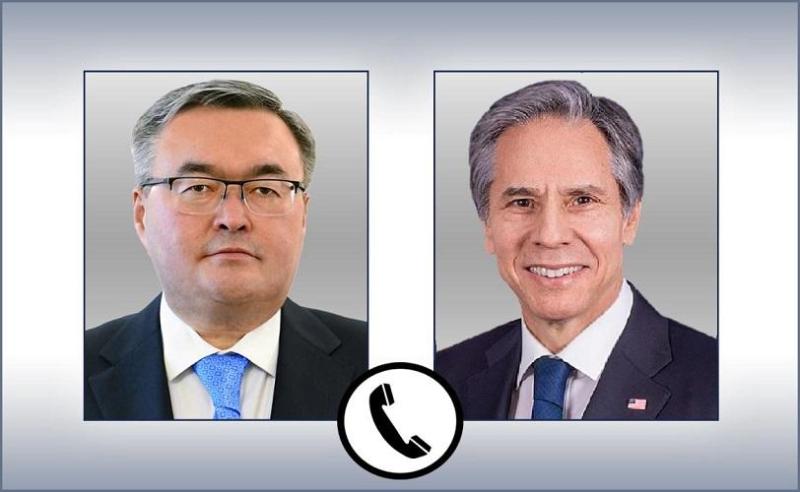 США поддерживают реформы Президента Касым-Жомарта Токаева - Госсекретарь