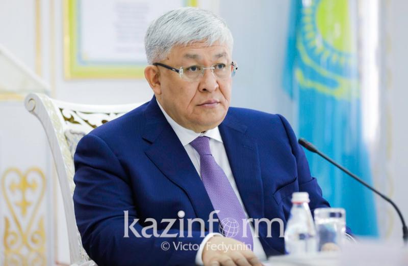 Госсекретарь принял участие в международной конференции, посвященной 125-летию Жазылбека Куанышбаева