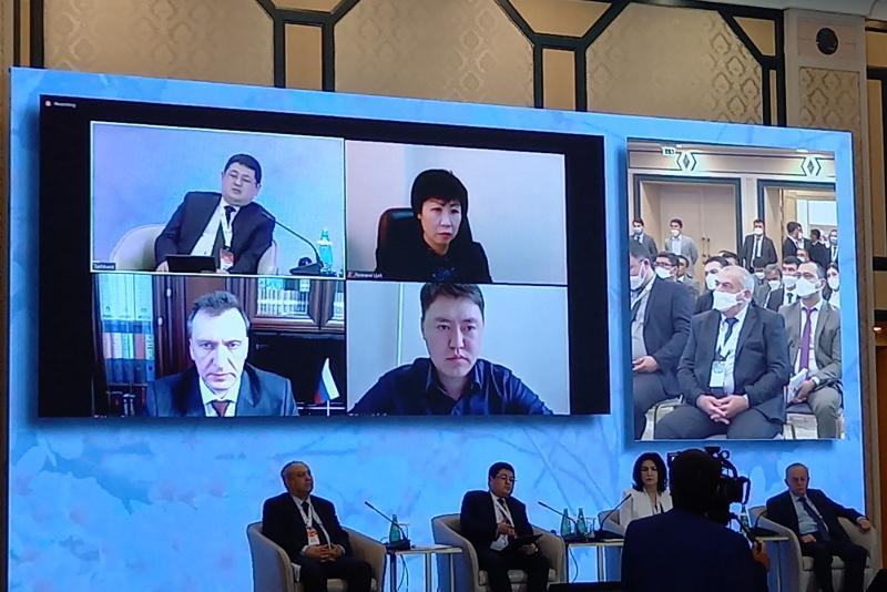 Казахстанский опыт правовой цифровизации представлен на Международном юридическом форуме в Ташкенте