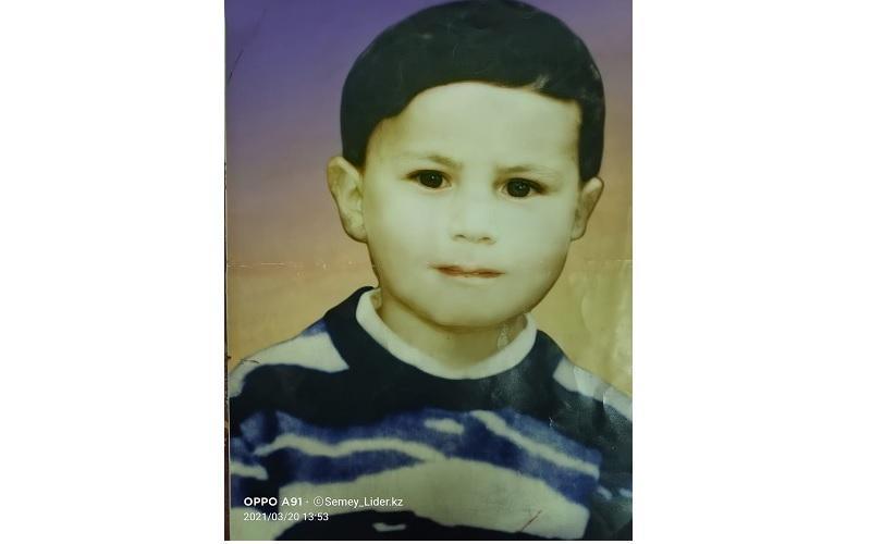 Акмолинские волонтеры присоединились к поискам пропавшего 25 лет назад мальчика