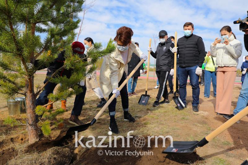 Ecological campaign kicks off in Kazakhstan