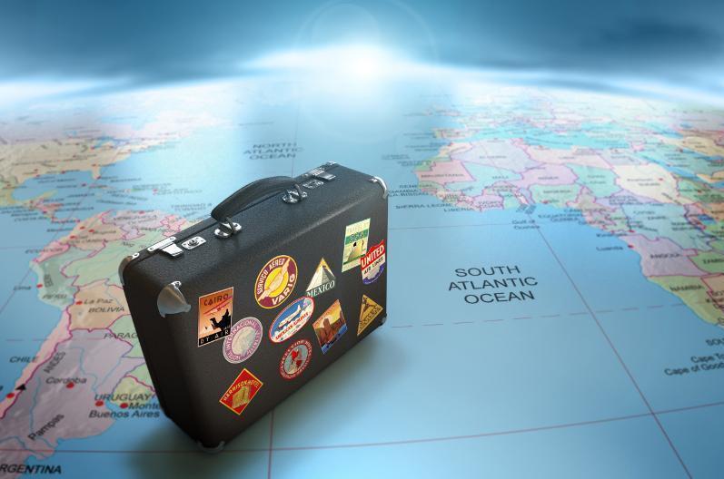 2020年旅游业对世界经济贡献率下降一半