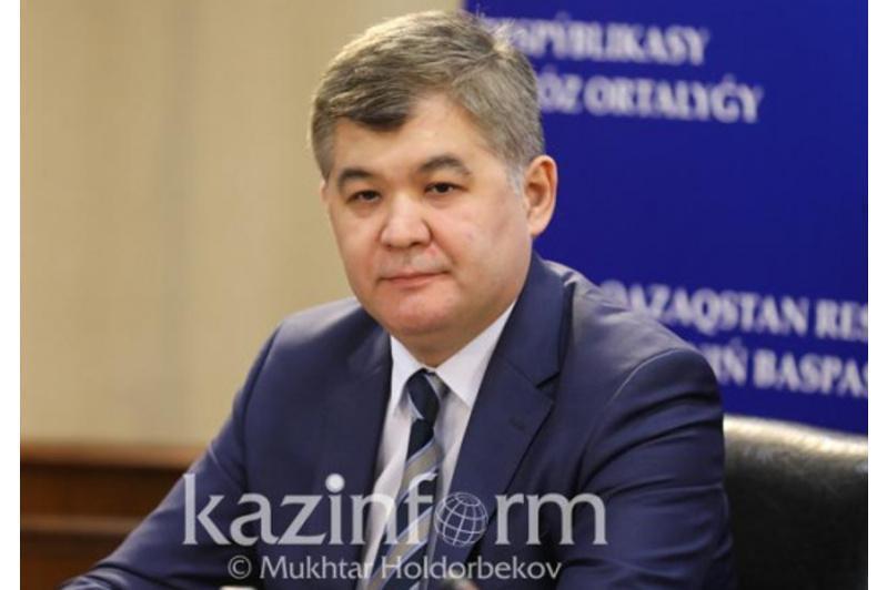 Алексей Цой назвал место работы экс-главы Минздрава Елжана Биртанова