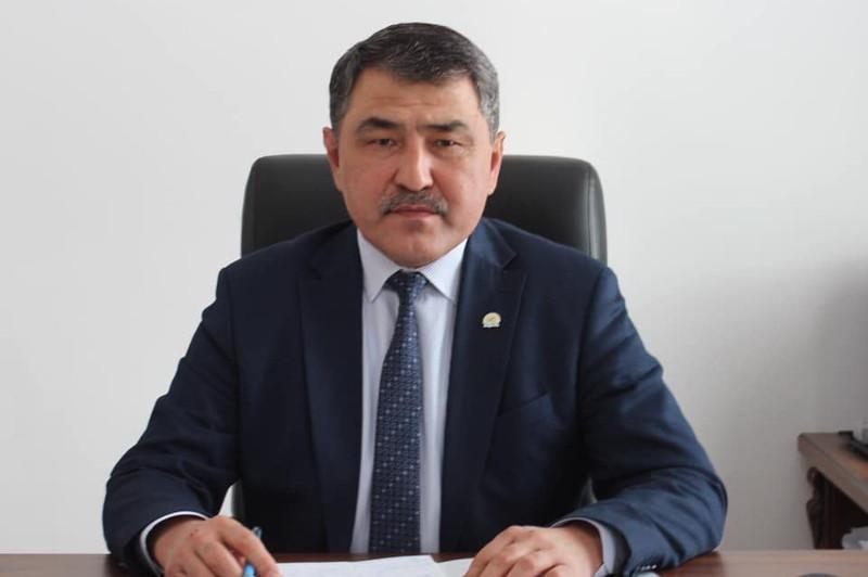 New deputy governor of Zhambyl rgn named