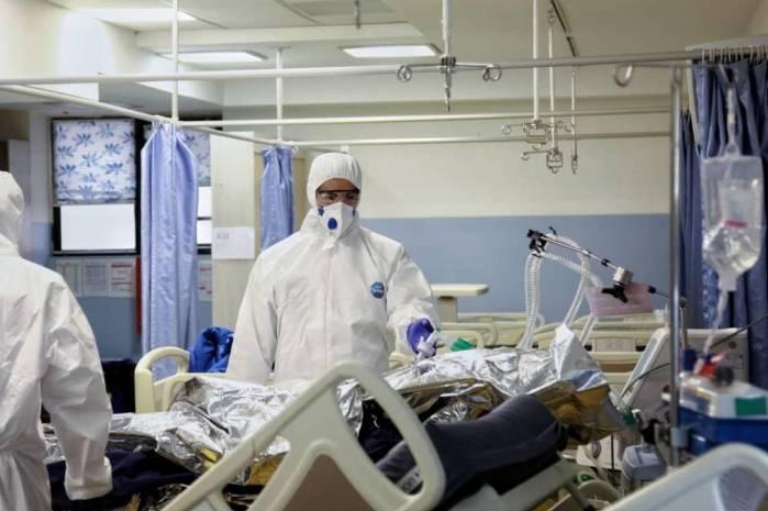 Число жертв коронавируса в Иране превысило 70 тысяч человек