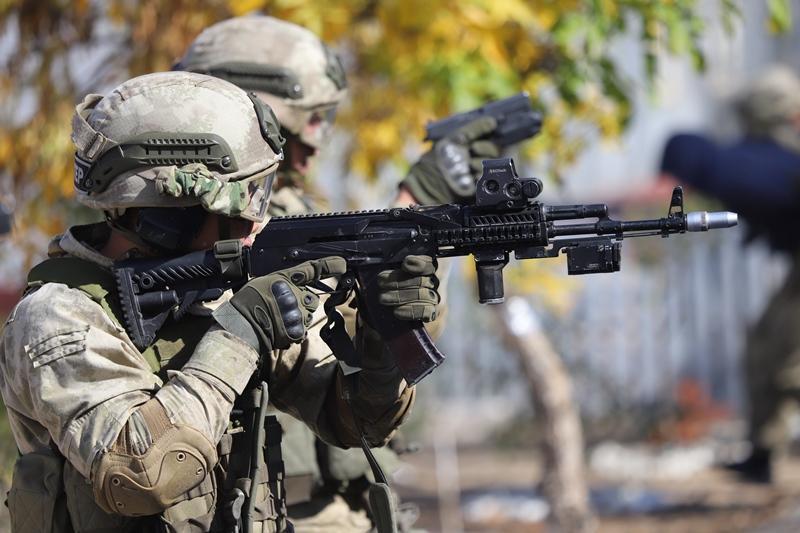 Жителей столицы предупредили об антитеррористических учениях