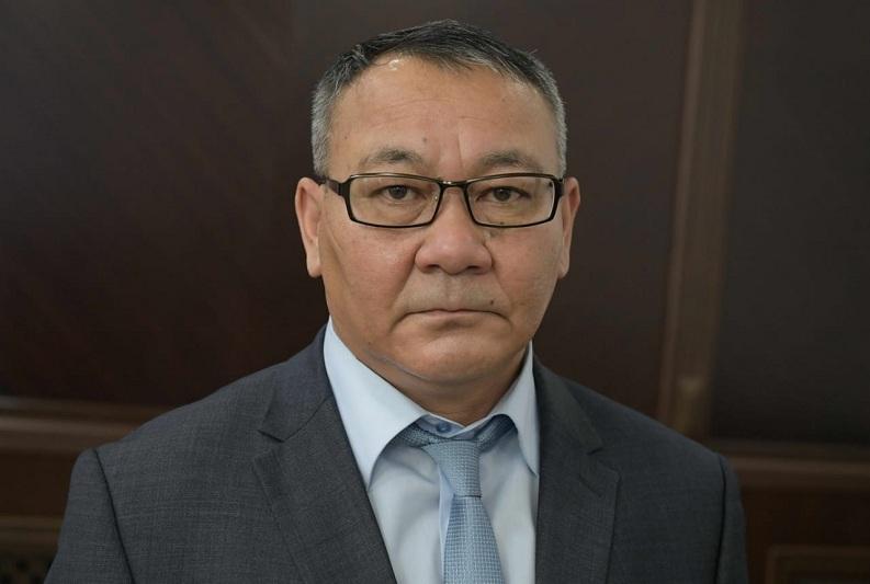Департамент Бюро национальной статистики по Павлодарской области возглавил Жакан Жакенов