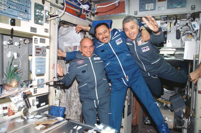 20 лет назад началась эра космического туризма