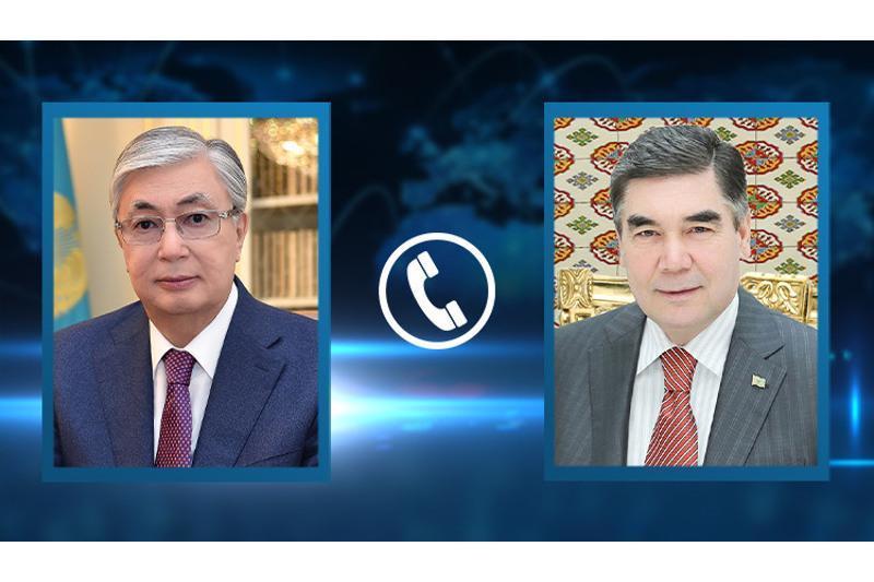 哈-土两国总统举行电话会谈