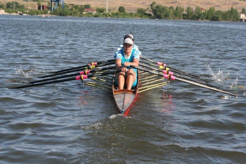 Rowing team of Kazakhstan to participate in tournament in Japan