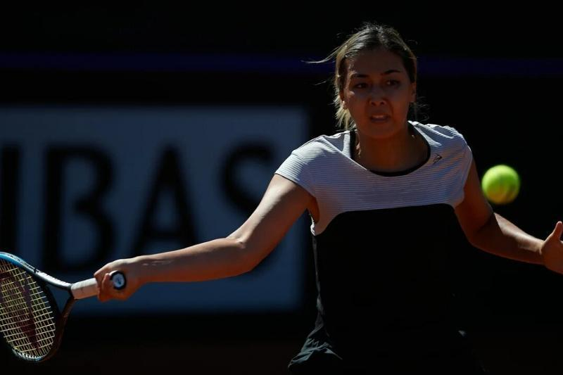 Kazakhstani Diyas losses final qualifying round of Madrid Open