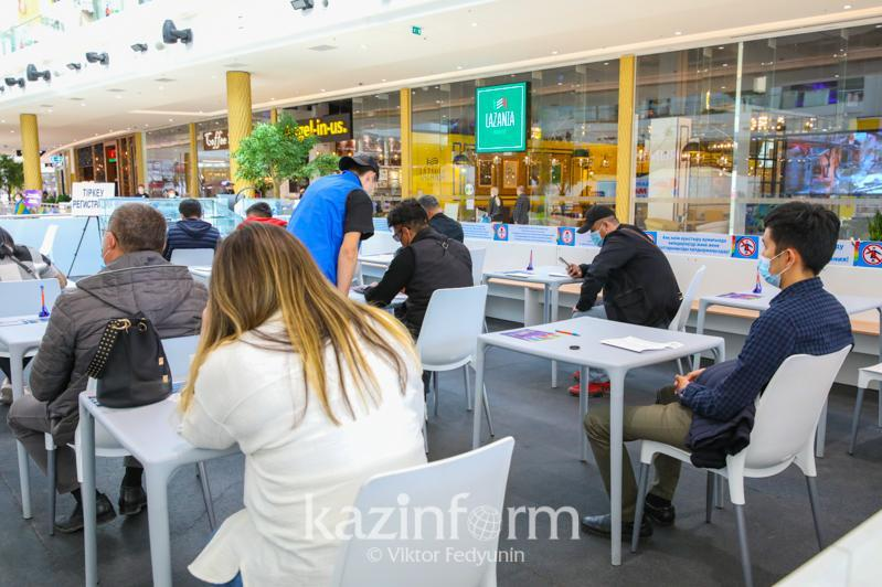 Kazakh capital among the leaders in vaccination rates