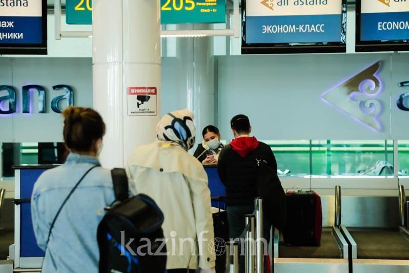 Информацию о запрете выезда казахстанцам за границу опровергло МВД РК